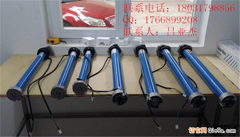 供应安徽100nm电动卷帘门管状电机