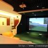 供应高尔夫模拟器 韩国原装进口 双超高速摄像机 室内高尔夫