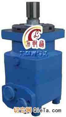 液压马达结构图 - 其他液压元件