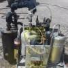 提供干洗机压缩机制冷系统漏氟专业检修