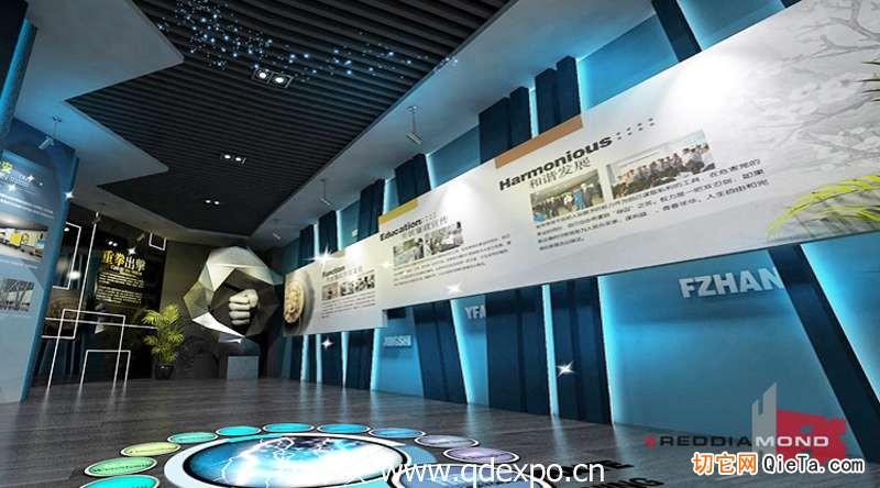 文化墙文化长廊文化展板设计