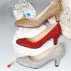 制鞋厂供应时装服饰婚鞋货源加工欧美外贸高跟鞋 时尚真皮女单鞋