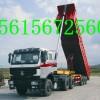 翻自卸半挂车 9.5米后翻自卸半挂车 货物运输自卸车