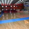 室内体育馆专用畅森优质体育运动木地板