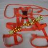 供应单头保险绳安全带,安全带防潮保护腰绳