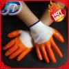 供应PVC尼龙浸胶手套耐油耐酸碱质优价廉小全挂劳保手套