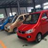 宝马A3四轮电动车轿车,油电两用电动汽车,新能源电动汽车