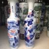 供应手工陶瓷大花瓶,手绘青花瓷大花瓶