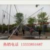 供應四人電動蹦極跳床商家 景區大型蹦極 水陸戰車游樂設備