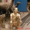 呼和浩特市铜雕人物 城市铜雕 铜雕生产厂家