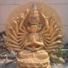 郑州市铜雕千手观音 铸铜佛像 铜佛像厂家