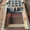 加工定制水库高压铸铁闸门生产厂家 云南深水高压铸铁闸门重量价格