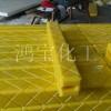 鸿宝专业定制防滑纹的HDPE塑料枕木