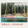 兒童蹦極跳床價格 水陸戰車 雙人電動蹦極廠家