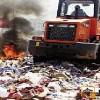 求购服装销毁,床上用品销毁,上海日化用品销毁,食品销毁