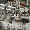 多功能面粉机,石磨加工面粉设备,石磨面粉机组