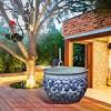 景德镇陶瓷庭院风水高温瓷器缸