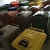 临沧分类垃圾桶厂家 优质昆明分类垃圾桶批发找宙锋科技