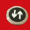 嵌装LED可变向功能地埋消防应急标志灯