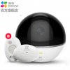 新品 海康威视萤石网络摄像头C6T 1080P无线高清家用智能云台监控