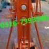 供应特大线盘放线架、液压放线架、六角放线车