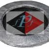 定制费普福陶瓷纤维铝箔布垫圈