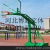 校园篮球架生产厂家