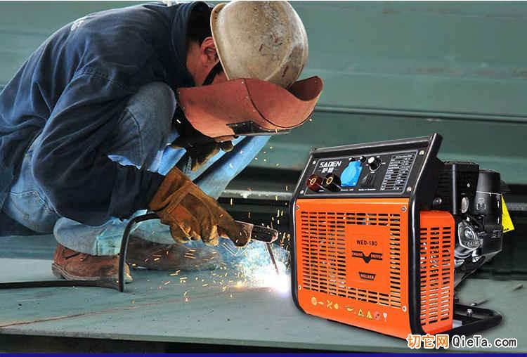尽量保持三相电源保持平衡,切不可将所有电焊机的接线都并入到两相