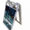 轻便便携式聚乙烯双面注水海报架