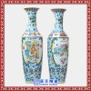 酒店大气摆件陶瓷花瓶商务礼品陶瓷花瓶