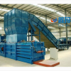 可定制 塑料废品 废纸制品的全自动打包机 废品压块机