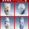 客厅摆放陶瓷小花瓶 家居花瓶景德镇生产厂家价格