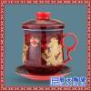 员工福利陶瓷茶杯 雪景陶瓷茶杯订做