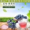 线上线下蓝莓酵素粉贴牌代加工生产工厂