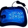 NYGACN/尼嘉供应电视PS3电脑ps4安卓360街机游戏摇杆带震动LED按键