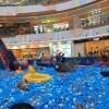 海南三沙百万海洋球嘉年华趣味EPP积木王国儿童乐园