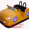 廣場雙人玩具車/親子互動電瓶踫踫車/戶外游樂踫踫車