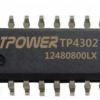 TPOWER SP4302 放电2.1A 同步升压 移动电源单芯片解决方案