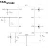 TPOWER SP4533 充电电流1A 同步升压 移动电源芯片