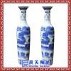 名家瓷器陶瓷大花瓶,青花瓷花瓶, 粉彩瓷花瓶