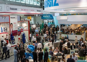 2018年第20届德国慕尼黑国际环博会摊位紧张