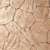 西安兰州银川西宁彩色混凝土艺术压花压膜压印复古景观道路地坪