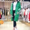 冬装S+F潮流中长款羽绒服批发走份品牌服装尾货棉衣厂家直销