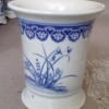 供应生产陶瓷花盆容器厂家批发价格图片