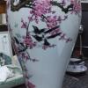 供应瓷器花瓶销售价格加工手绘陶瓷花瓶定做