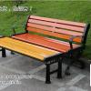 天津公园椅户外长椅厂家 公园椅无靠背价格 世林家具厂