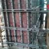 剪力墙钢筋加固体系,代替铝膜木方筑墙使用