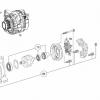 奔驰S350发电机