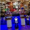兰州质量好的餐饮机器人——甘肃服务机器人