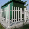 优质pvc电力塑钢围栏 绝缘固定式塑钢围栏报价